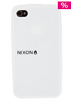 NIXON Wrap Wordmark Iphone Case 4 white