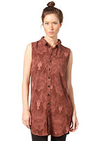 NMPH Womens Gaia Top cognac