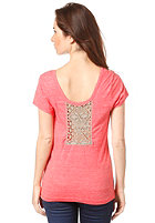 NMPH Womens Isolde Jersey Top living coral