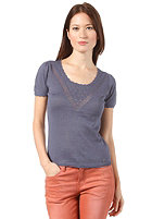 NMPH Womens Mandy Knit Sweat blue indigo