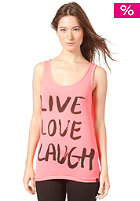 N�MPH Womens Margarita Top fiery coral