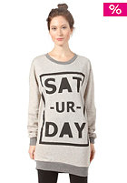N�MPH Womens Saturday Sweat birch