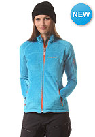 NORR�NA Womens Lofoten Warm2 High Loft Jacket caribbean blue