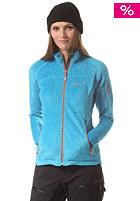 NORR�NA Womens Lofoten Warm2 High Loft Jacket caribbean blue