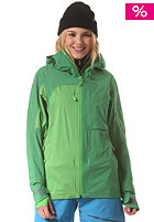 NORR�NA Womens Narvik Dri3 Jacket chrome green