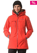NORR�NA Womens R�ldal Gore-Tex Insulated tasty red