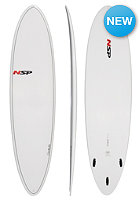 NSP 7'2 Elements Fun Surfboard VC white