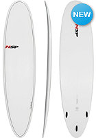 NSP 7'6 Elements Fun Surfboard VC white