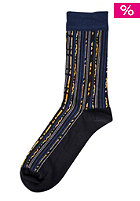 NUDIE JEANS Joeysson Socks blue/multicolor