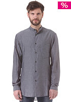 NUDIE JEANS Osman L/S Shirt solid washed