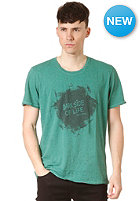 NUDIE JEANS Round Neck S/S T-Shirt green
