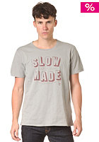 NUDIE JEANS Round Neck S/S T-Shirt org. slow made