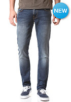 NUDIE JEANS Tape Ted Denim Pant raddled redcast