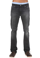 NUDIE JEANS Thin Finn Denim Pant organic black and grey