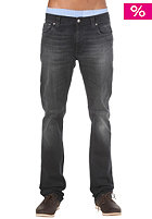 NUDIE JEANS Thin Finn organic black and grey