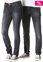 NUDIE JEANS Tight Long John Denim org. calm blues