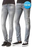 NUDIE JEANS Tight Long John Denim Pant damaskus steel