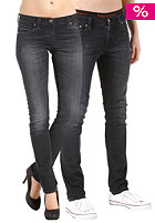 NUDIE JEANS Tight Long John org. black and grey
