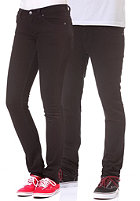 NUDIE JEANS Tight Long John org. black black