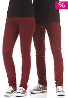 NUDIE JEANS Tight Long John Unisex Pant org. icon red