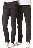 NUDIE JEANS Tight Long John Unisex Pant org. twill rinsed