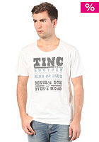 NUDIE JEANS Tinctoria S/S T-Shirt off white