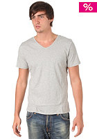 NUDIE JEANS V-Neck grey melange