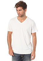 NUDIE JEANS V-Neck S/S T-Shirt off white
