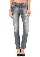 NUDIE JEANS Womens Grim Tim Pant organic crinkled in