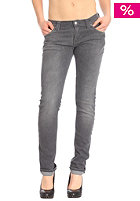 NUDIE JEANS Womens Tight Long John Unisex Pant worn grey