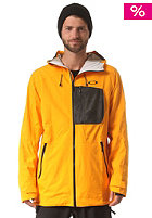 OAKLEY 453 Gore-Tex Biozone Down Snow Jacket bright orange