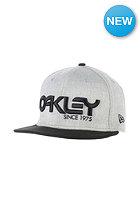OAKLEY 75' Snapback Cap crystal gray