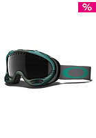 OAKLEY A Frame SW Block Stripes Mountain Leaf Goggle emerald