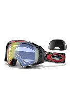 OAKLEY Airbrake Seth Morrison Signature Goggle 2013  mountain reaper/h.i. yellow & dark