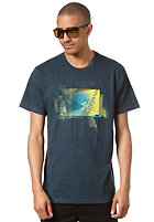 OAKLEY Architecture Surf S/S T-Shirt pacific blue