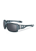 OAKLEY Big Taco Sunglasses crystal black black iridium