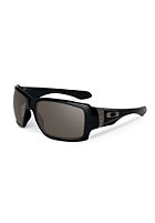 OAKLEY Big Taco Sunglasses polished black warm grey