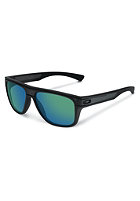 OAKLEY Breadbox Sunglasses matte black ink/jade iridium
