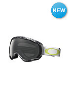 OAKLEY Canopy Burned Out Gunmetal Goggle dark grey