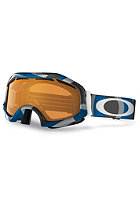 OAKLEY Catapult Factory Slant Goggle 2013 blue white black iridium