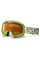 OAKLEY Catapult X Weave Google 2013 lightning green/persimmon