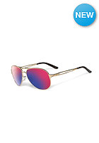 OAKLEY Caveat Sunglasses poilshed gold/red iridium