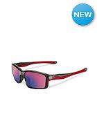 OAKLEY Chainlink Sunglasses grey smoke/red iridium polarized