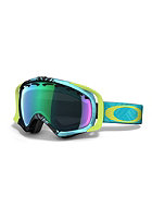 OAKLEY Crowbar Braided Blue Goggle pzm jade iridium