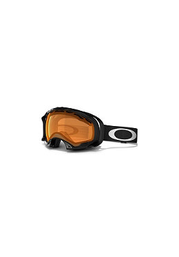 OAKLEY Crowbar Goggle 2012 jet black / persimmon