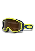 OAKLEY Crowbar Pastel Yellow Goggle black iridium