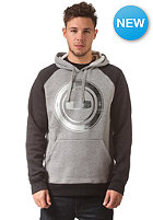 OAKLEY Diamond Square Hooded Sweat heather grey