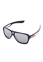 OAKLEY Dispatch II polished navy/chrome iridium