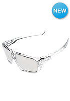 OAKLEY Dispatch Sunglasses polished clear/ chrome iridium