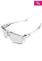 OAKLEY Dispatch Sunglasses polished clear/ chrome iridium